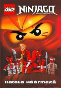 Lego Ninjago Katalia käärmeitä