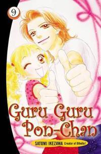 Guru Guru Pon Chan volume 9