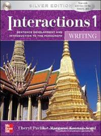 INTERACTIONS MOSAIC 5E WRITING STUDENT BOOK (INTERACTIONS 1)