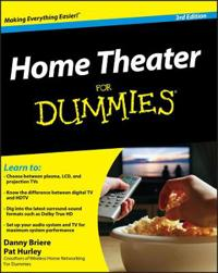 Home Theater for Dummies
