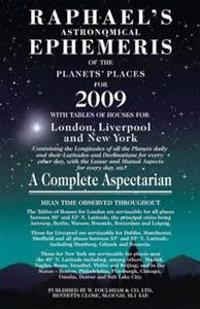 Raphael's Astronomical Ephemeris 2009