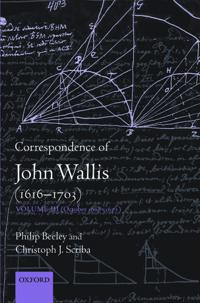 The Correspondence of John Wallis October 1668-1671