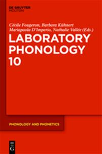 Laboratory Phonology 10