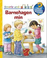 Barnehagen min - Doris Rübel pdf epub