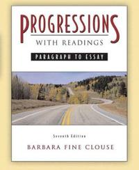 Progressions with Readings