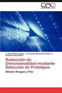 Reduccion de Dimensionalidad Mediante Seleccion de Prototipos