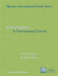 Effective Governance in International Schools