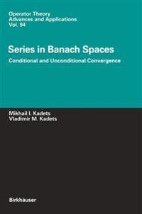 Series in Banach Spaces