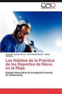 Los Habitos de La Practica de Los Deportes de Nieve En La Rioja