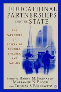 Educational Partnerships and the State