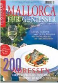 Feinschmecker Bookazine Mallorca für Genießer