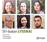 SFI-boken LYSSNA! Kurs C och D, CD