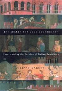 The Search for Good Government