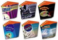 Oxford Reading Tree: Level 13: Treetops Non-Fiction: Class Pack (36 books, 6 of each title)
