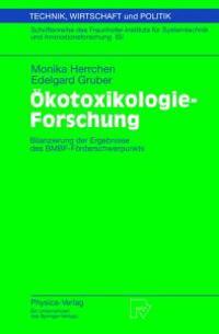Ökotoxikologie-forschung/ Ecotoxicology Research
