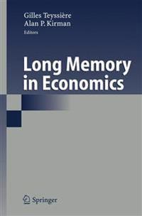 Long Memory in Economics