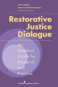 Restorative Justice Dialogue