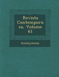 Revista Contempor NEA, Volume 61