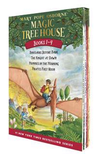 Magic Tree House #1-4
