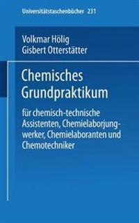 Chemisches Grundpraktikum
