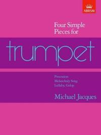 Four Simple Pieces for Trumpet