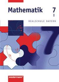 Mathematik 7. Realschule Bayern. WPF 1