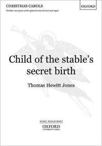 Child of the stable's secret birth