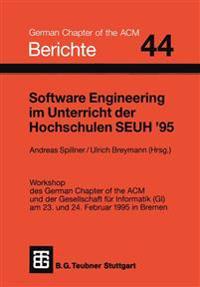 Software Engineering Im Unterricht Der Hochschulen Seuh '95
