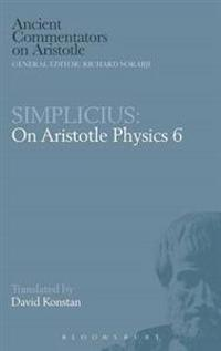 On Aristotle's Physics 6