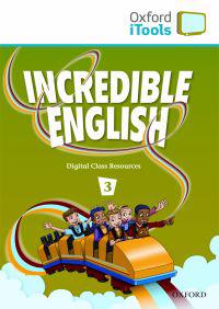 Incredible English: 3: iTools CD-ROM