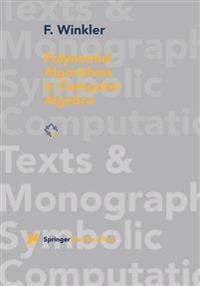 Polynomial Algorithms in Computer Algebra
