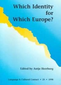 Which Identity for Europe?