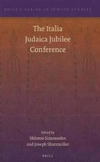 The Italia Judaica Jubilee Conference