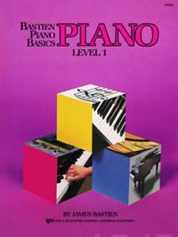 Bastien piano basics - level one