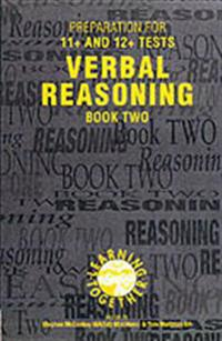 Preparation for 11+ and 12+ tests: book 2 - verbal reasoning