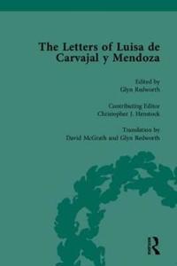 Letters of Luisa De Carvajal Y Mendoza