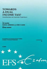 Towards a Dual Income Tax?