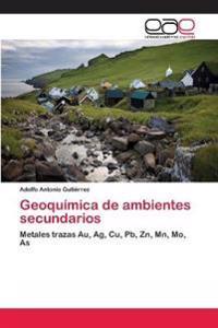 Geoquímica de ambientes secundarios