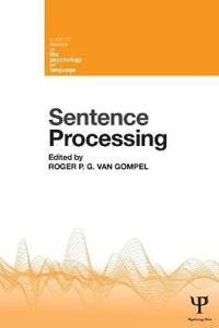 Sentence Processing