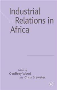 Industrial Relations in Africa