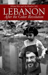 Lebanon: After the Cedar Revolution
