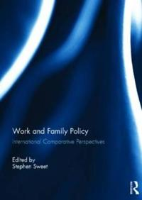 Work and Family Policy