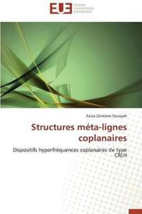 Structures Meta-Lignes Coplanaires