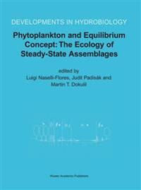 Phytoplankton and Equilibrium Concept