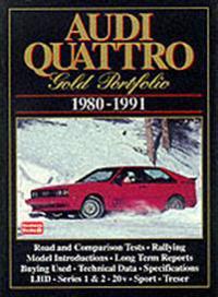 Audi Quattro, 1980-91 Gold Portfolio