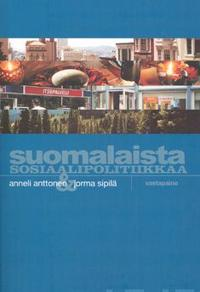 Suomalaista sosiaalipolitiikkaa