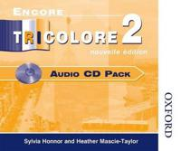 Encore Tricolore Nouvelle 2 Audio CD Pack (x6)