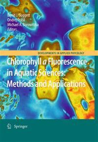 Chlorophyll a Flourescence in Aquatic Sciences