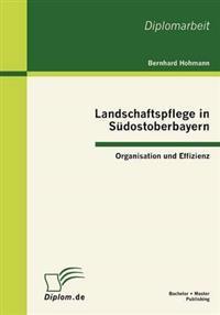 Landschaftspflege in Südostoberbayern