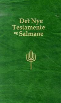 Det nye testamente og Salmane -  pdf epub